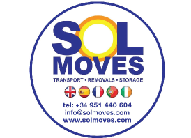 Sol Moves banner on Expats in Spain