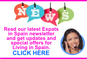 Subscribe to Expats in Spain newsletter